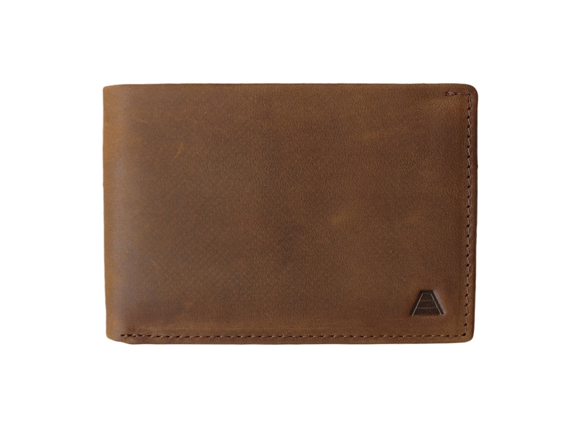 The Ambassador Wallet | Saddle Brown
