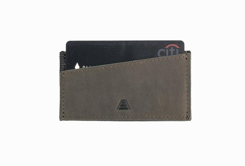 The Finn Wallet | Olive Gray