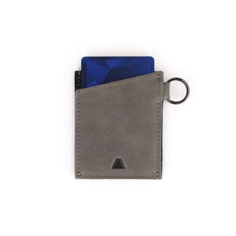 The Leo Wallet | Stone Gray