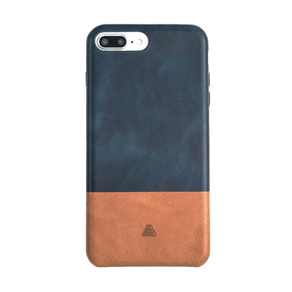 The Marshal iPhone Case | Sand/Navy
