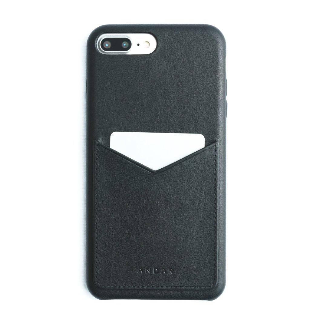 The Porter iPhone Case | Black