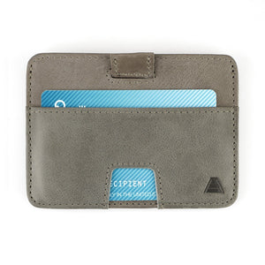 The Turner Wallet | Stone Gray