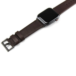 The Watch Band | Dark Brown & Black | 42/44mm