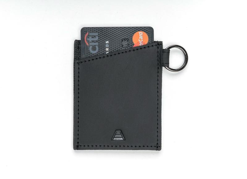 The Leo Wallet | Black