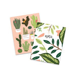 Leaves Pocket Notebook