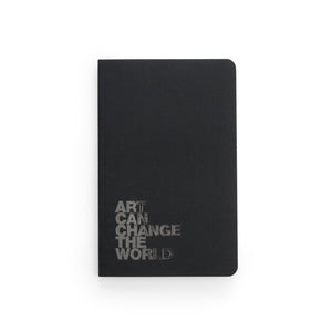 Art Can Change The World Layflat Journal | Blank