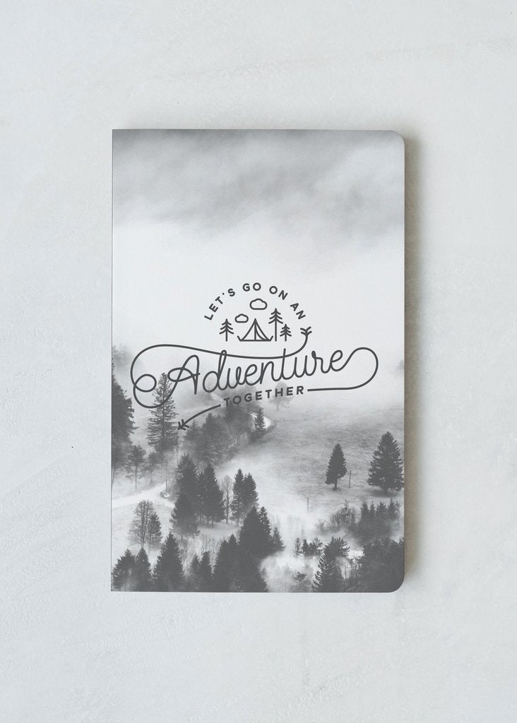 Adventure Layflat Journal | Blank