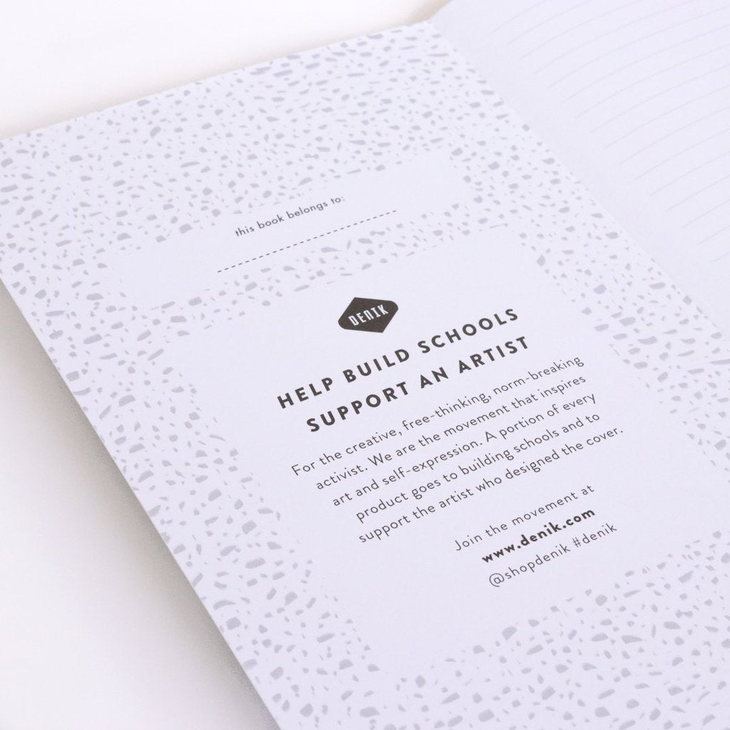 Ideas And Such Layflat Journal | Lined