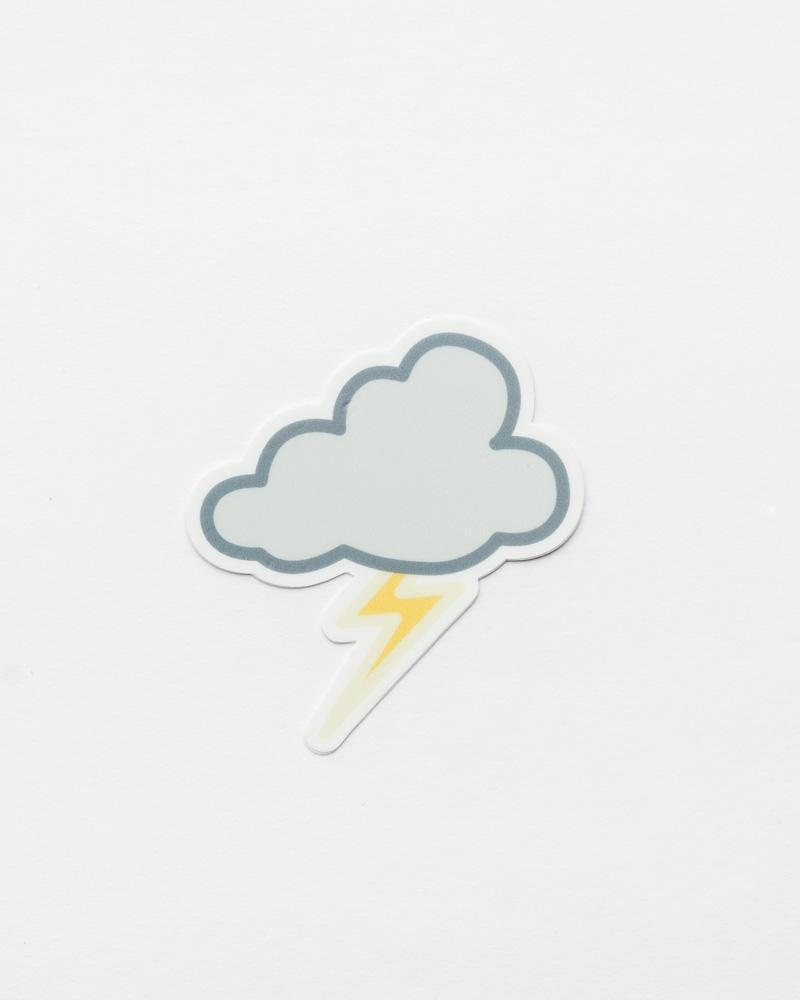Storm Cloud Sticker