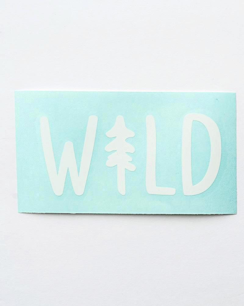 Wild Pine | Decal