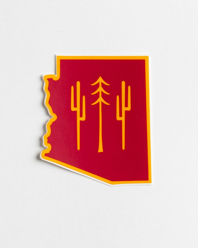 Sun Devil Pride Sticker