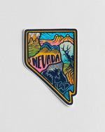 Nevada Love Sticker