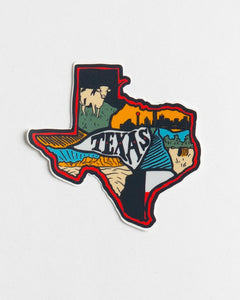 Texas Love | Sticker