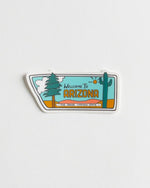 Welcome to AZ | Sticker