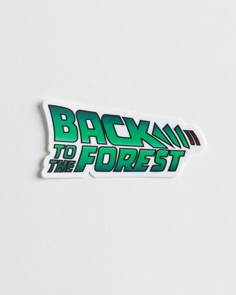 Back To The Forest Sticker