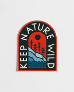 KNW Mountainside Sticker