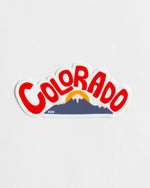 Colorado Landscape Sticker