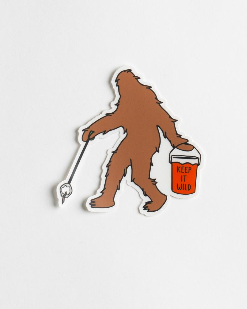 Sasquatch | Sticker