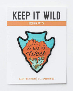 Go West Patch