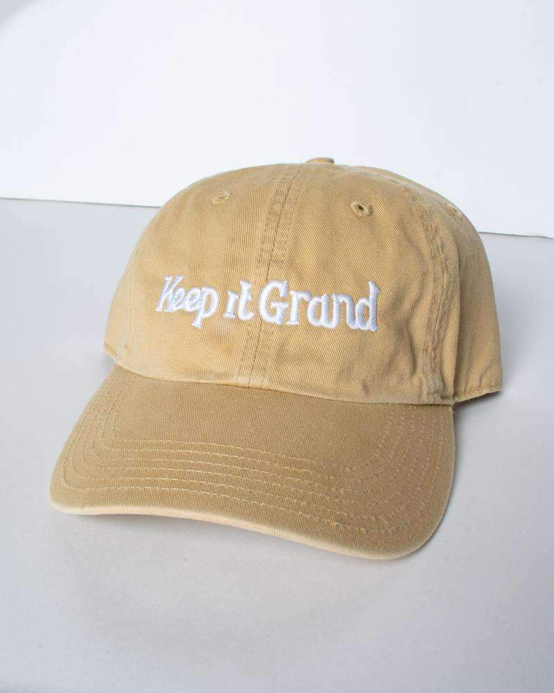Keep It Grand Dad Hat | Sunshine