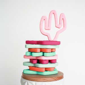 Cactus Teething Toy | Taffy