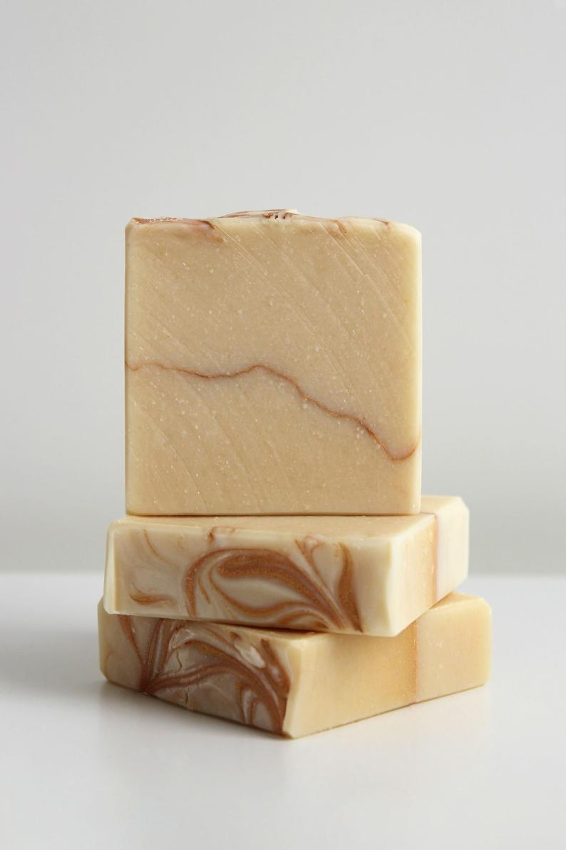 Goat Milk Soap | White Tea & Ginger