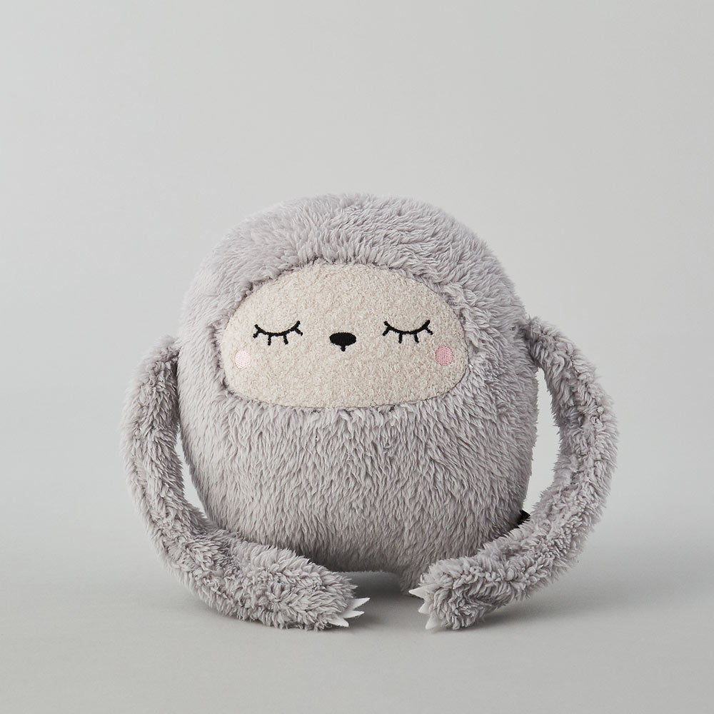 Riceless Plush Toy | Grey