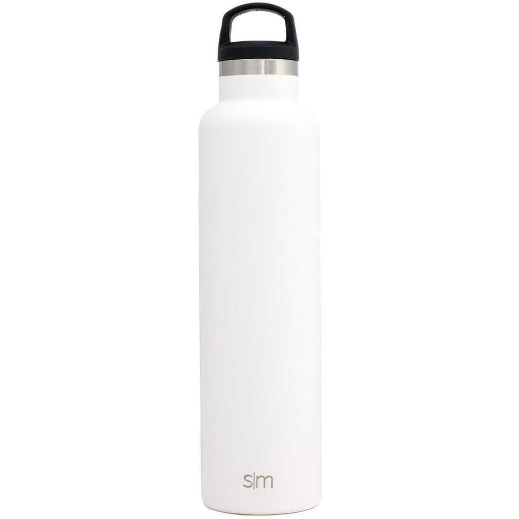 Ascent Water Bottle | Winter White