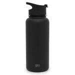 Summit 32 oz. Bottle | Midnight Black