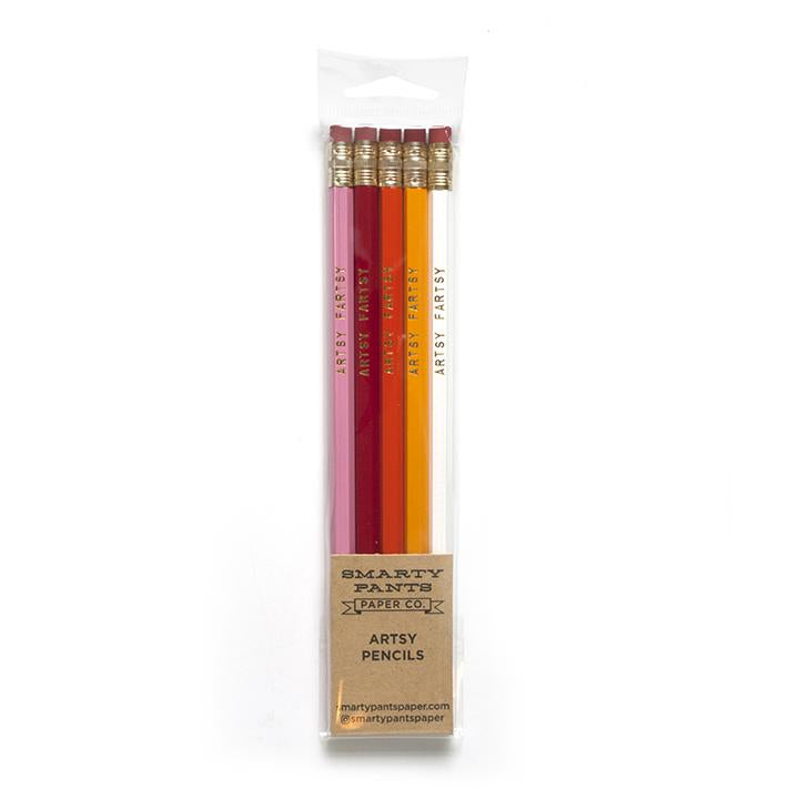 Artsy Fartsy Pencil Set