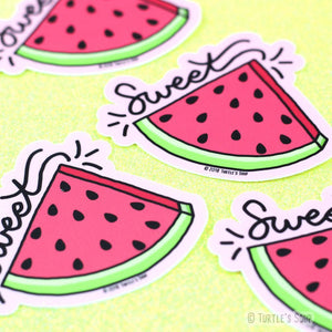 Sweet Watermelon Sticker