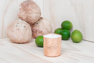 Coconut Lime Candle | 8 oz.