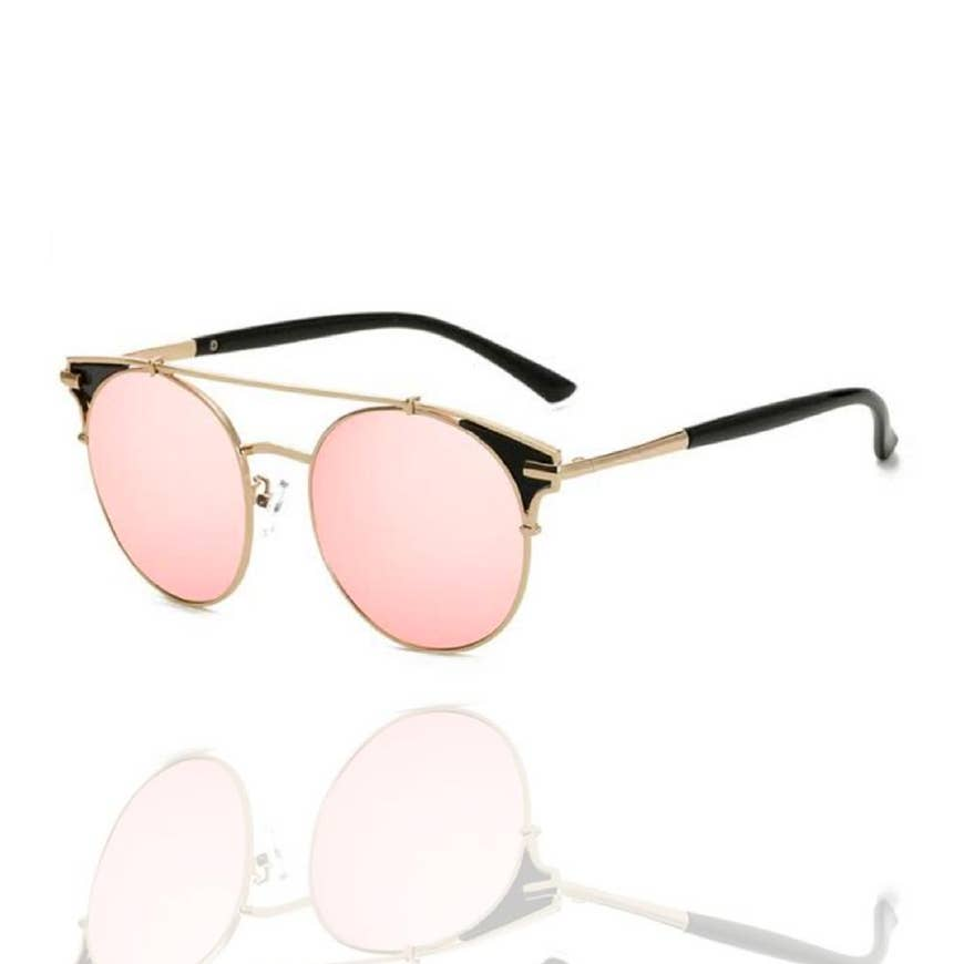 Cali Sunglasses | Rose Gold
