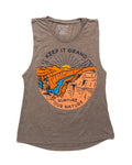 Keep It Grand Muscle Tank | Dust