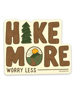 Hike More | Sticker