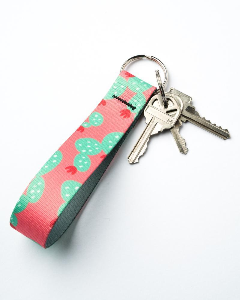 Key Fob | Prickly Pear