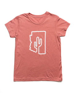 ZONA Youth Tee | Clay