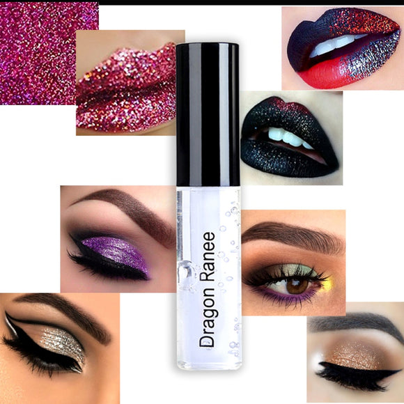 Fashion Sexy Eye Makeup Waterproof Long Lasting Shimmer Stargazer Glitter Fix Gel Eye Glitter Cosmetic