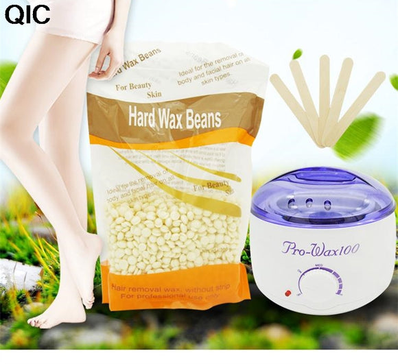 3 Types Hair Removal Hot Wax Warmer