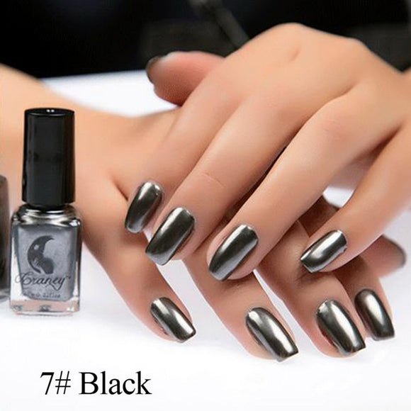 2018 Hottest Mirror Effect Metallic Nail Polish