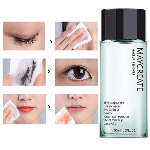 Deep Cleansing Water Intensive Purify Makeup Remover