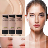 MAXFASFER Waterproof Base Makeup Moisturizing Foundation