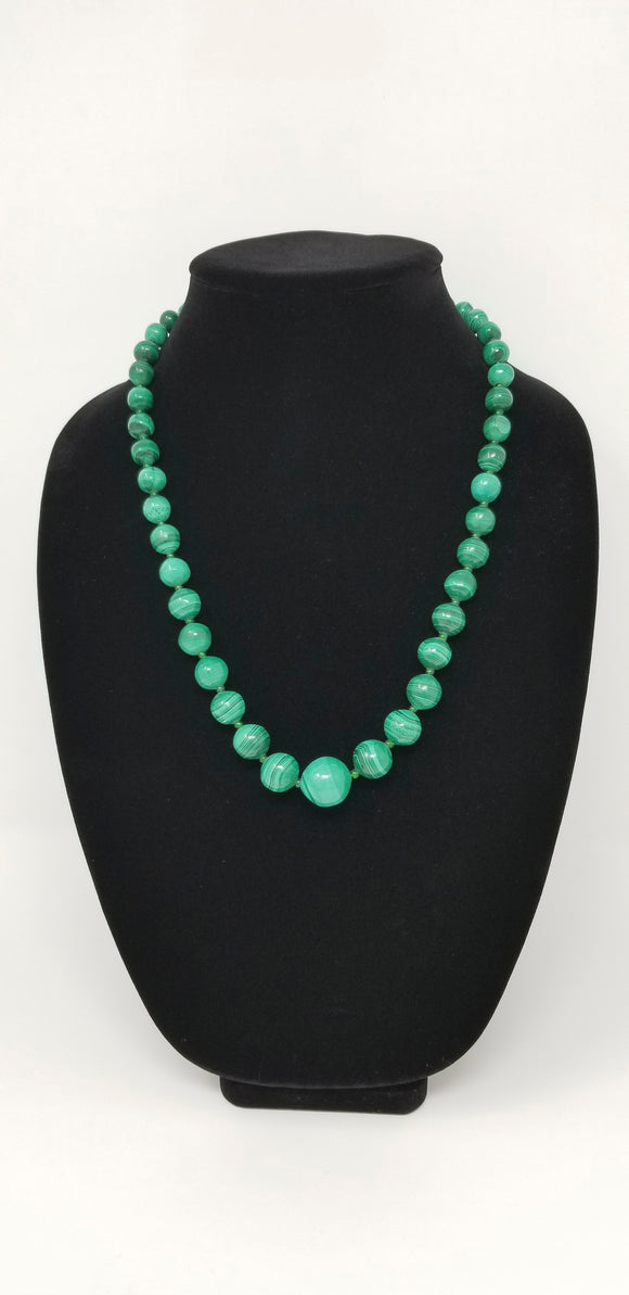 Exquisite Green Malachite