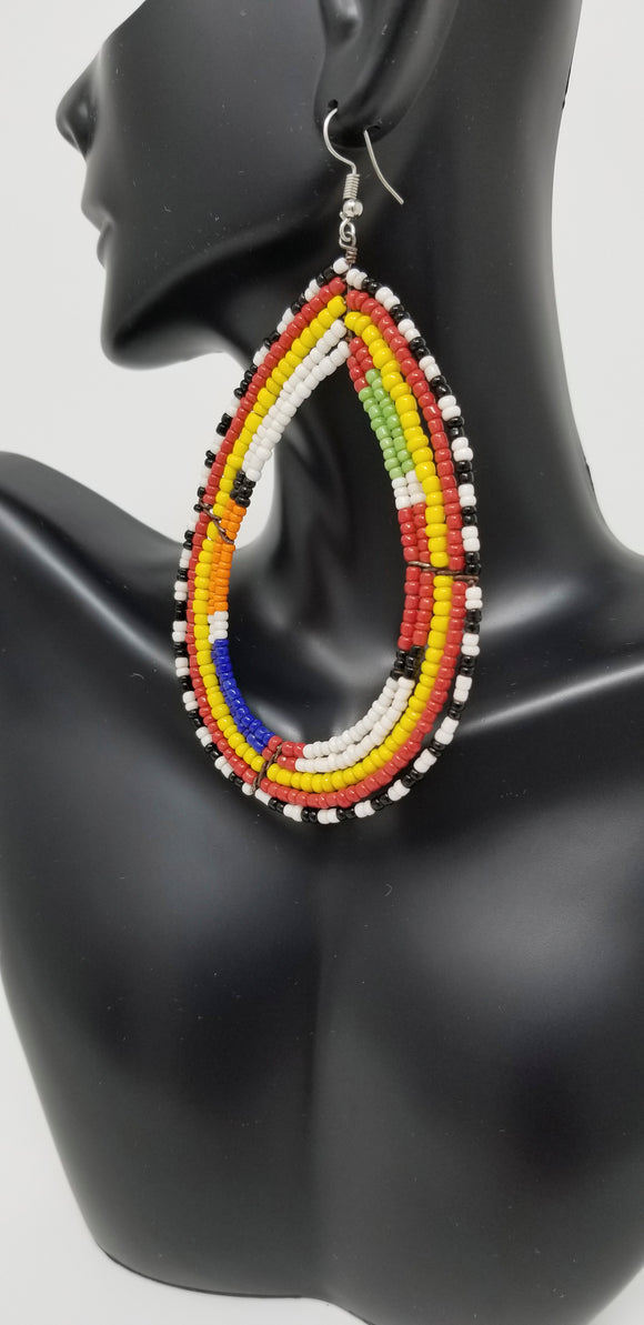 Ultimate Color Combination Earrings