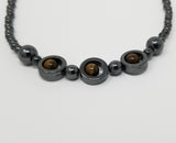 The Union of Hematite and Tigers Eye