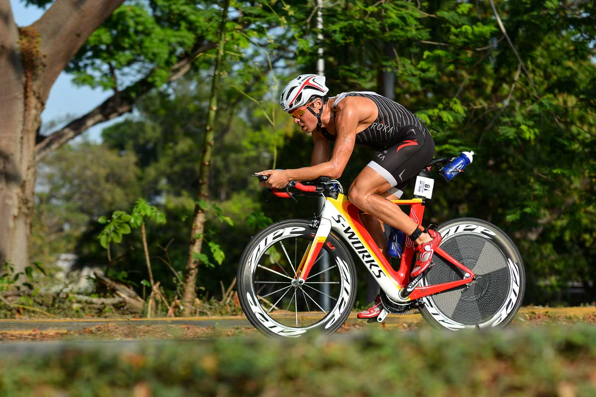 Javier Gomez - 4x ITU World Champion
