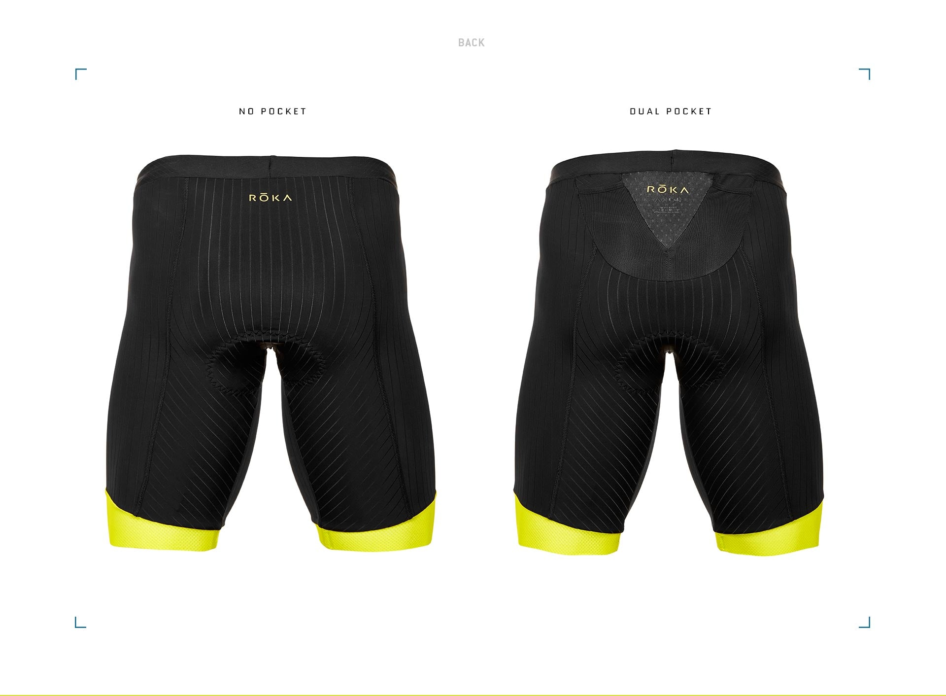 Tri Short Detail (Back)