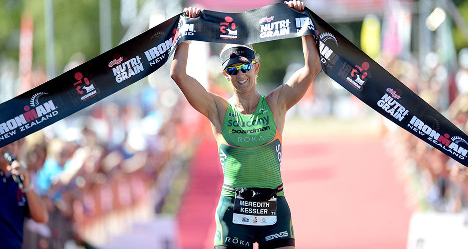 Meredith Kessler Wins Ironman New Zealand