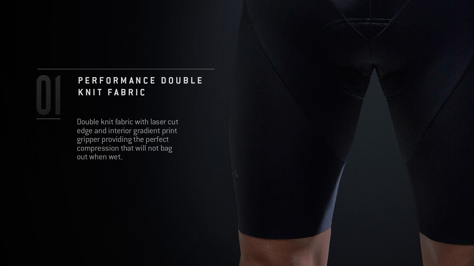 Men's Cycling Pro Bib Short