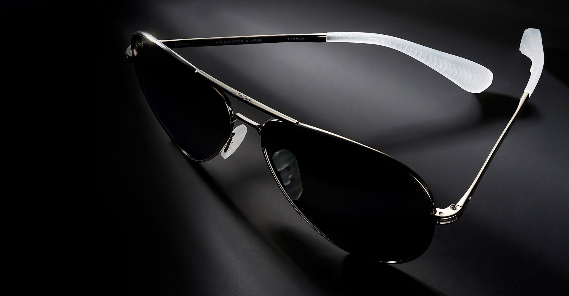 ROKA Phantom Aviator Sunglasses
